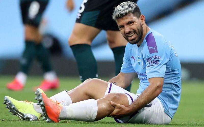 Μάντσεστερ Σίτι: Κίνδυνος να χάσει το υπόλοιπο της σεζόν ο Αγκουέρο