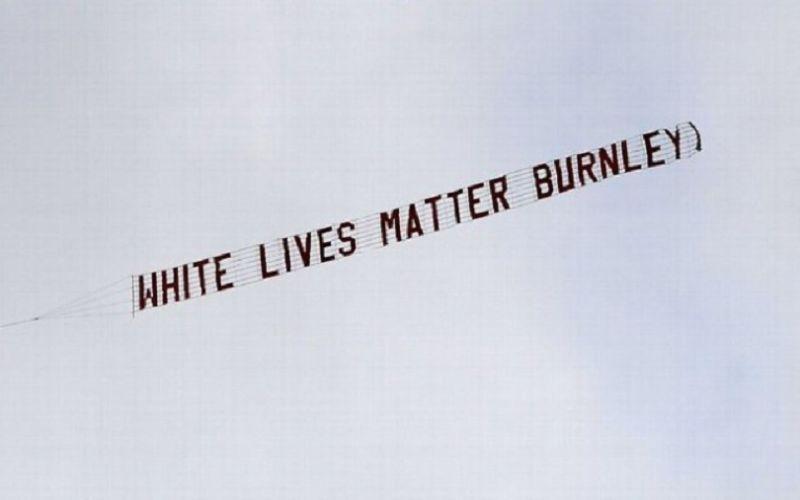 Καταδίκασε η Μπέρνλι πανό με ρατσιστικό μήνυμα που πέταξε πάνω από το «Etihad» (vid)