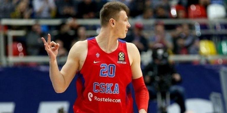 Επίσημο: Τέλος ο Βοροντσέβιτς από την ΤΣΣΚΑ Μόσχας | to10.gr
