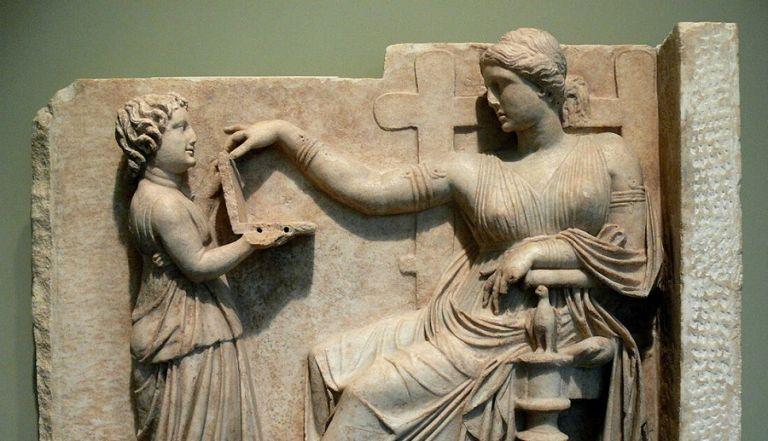 Πώς ήταν άραγε η ζωή της αρχαίας Ελληνίδας   to10.gr