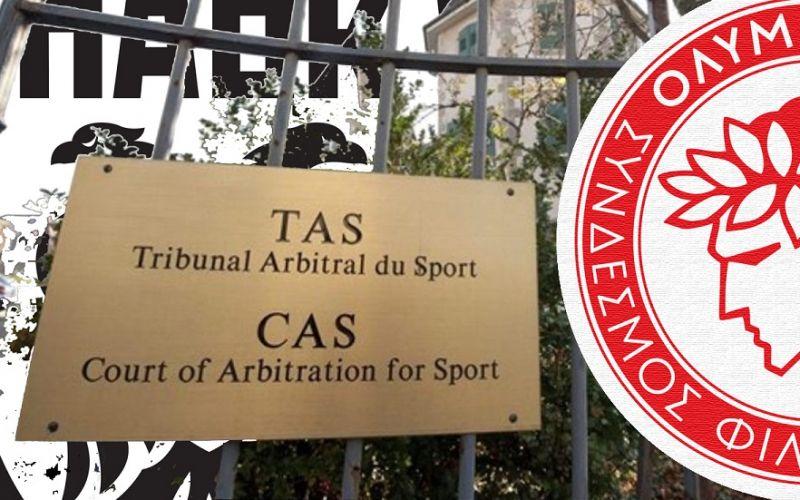 Το CAS ξεφτίλισε την ΕΠΟ. Πως ένα Χ το παρουσιάζουν σαν διπλό!!!