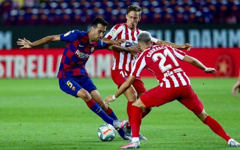 Μπαρτσελόνα-Ατλέτικο Μαδρίτης 2-2 | to10.gr