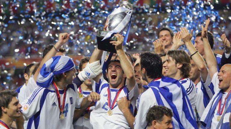 EURO 2004: Οταν η Ελλάδα τρέλανε τον πλανήτη και την… ιστορία (vids)   to10.gr