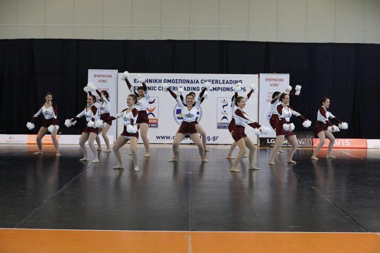Σε εξέλιξη το 4ο Πανελλήνιο Πρωτάθλημα Cheerleading | to10.gr