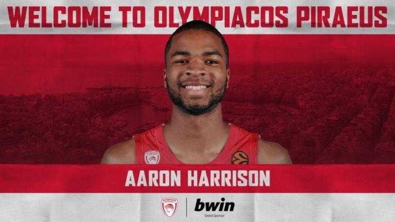 Χάρισον : «Να φτάσω με τον Ολυμπιακό μέχρι το τέλος της EuroLeague!»   to10.gr