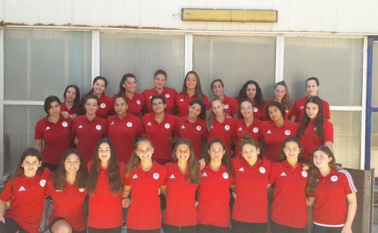Ολυμπιακός : Χάλκινο μετάλλιο για τις Νέες Γυναίκες | to10.gr