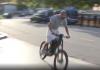 Μπαρτσελόνα – Εσπανιόλ : Με ποδήλατο στο «Καμπ Νου» ο Πικέ! (vid)