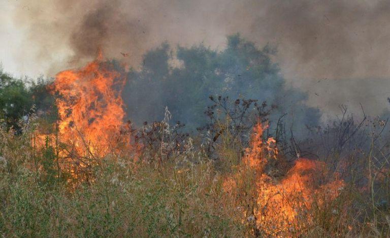 Μεγάλη φωτιά στη Λούτσα | to10.gr