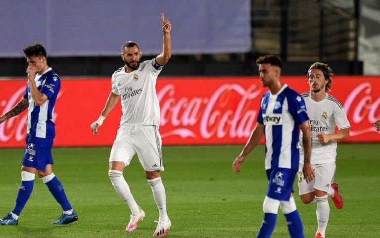 Ρεάλ Μαδρίτης – Αλαβές 2-0 | to10.gr