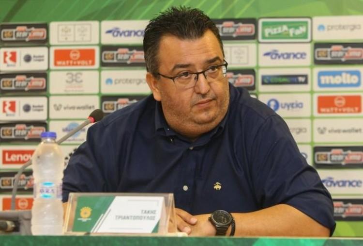 Παναθηναϊκός: Πέμπτη θα μιλήσει ο Τριαντόπουλος   to10.gr
