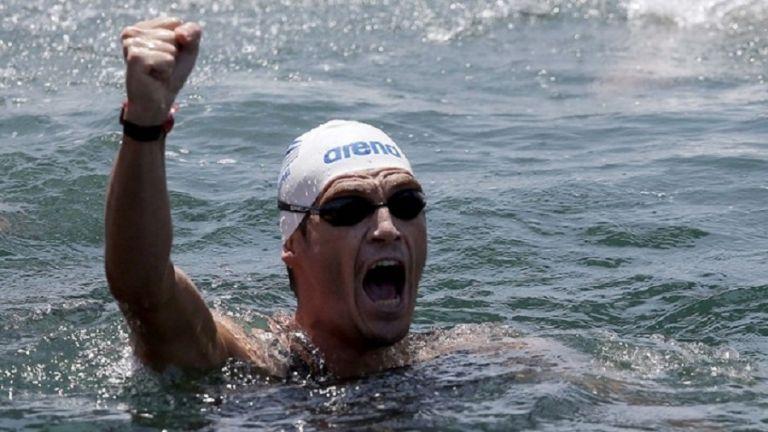 Ο Σπύρος Γιαννιώτης στον Αυθεντικό Μαραθώνιο Κολύμβησης | to10.gr
