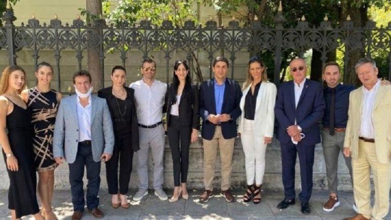 Επίσκεψη αντιπροσωπείας της ΕΓΟ στο Μέγαρο Μαξίμου   to10.gr