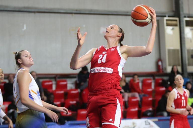 Στη Σλοβακία συνεχίζει πρώην παίκτρια του Ολυμπιακού   to10.gr