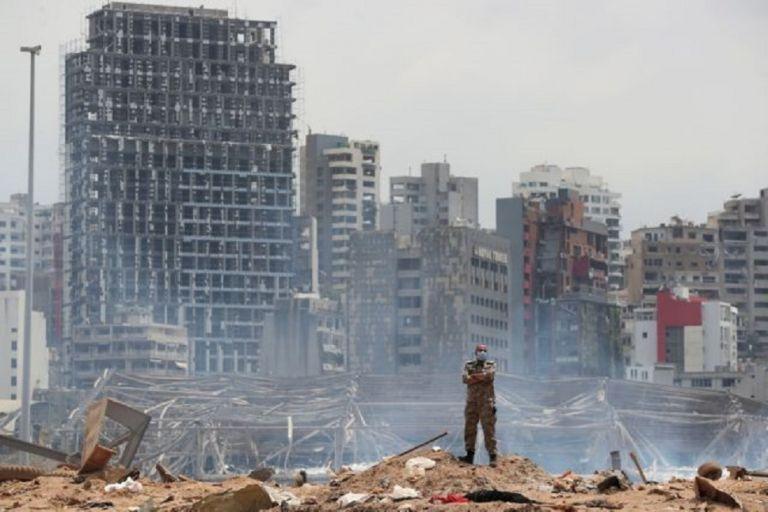 Βηρυτός : Πάνω από 60 άνθρωποι αγνοούνται | to10.gr