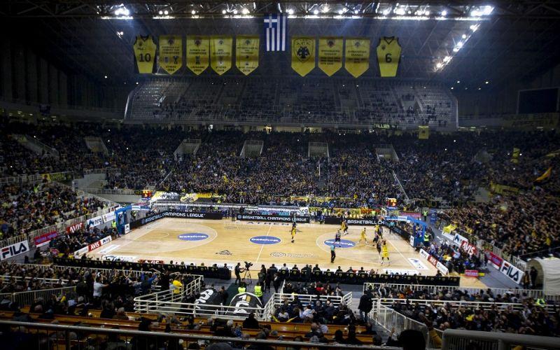 AEK : «Ναι θέλουμε Final 8 στο ΟΑΚΑ με κόσμο» (pic)