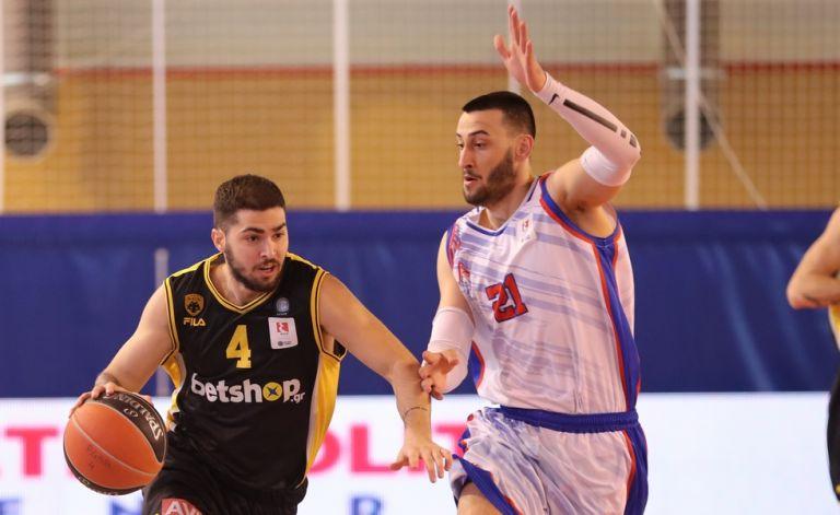 Καμπερίδης: «Σωστό βήμα για την καριέρα μου ο ΠΑΟΚ»   to10.gr