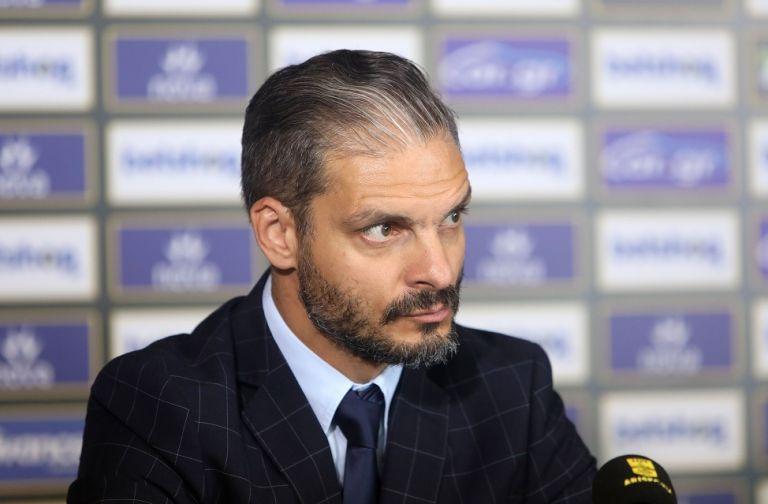 Χαριστέας : «Ηρθε ο Σάκιτς, θέλουμε παίκτες που γουστάρουν να παίξουν εδώ»   to10.gr