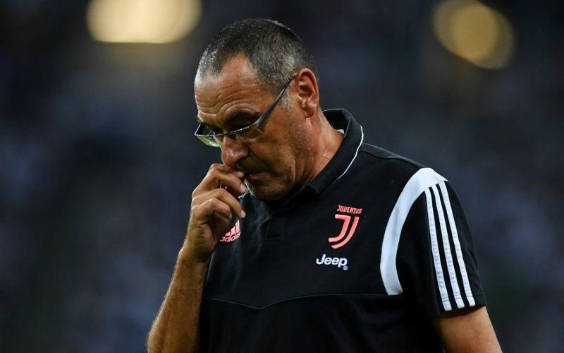 Σάρι : «Δε θα είναι το τελευταίο μου ματς στην Γιουβέντους»