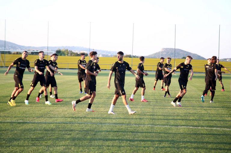ΑΕΚ : Ξεκίνησε προετοιμασία για τη νέα σεζόν (pics) | to10.gr