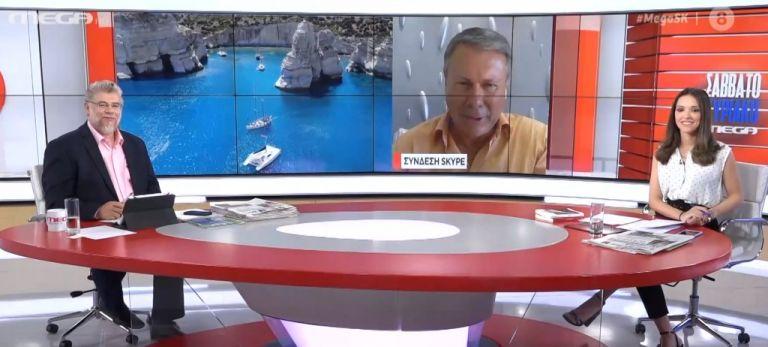 Βλατάκης στο MEGA : Έχει ανοίξει περίπου το 60% των ξενοδοχείων στην Κρήτη | to10.gr