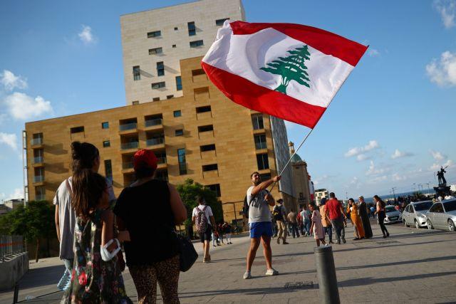 Λίβανος : Παραιτήθηκε η κυβέρνηση υπό την πίεση των οργισμένων διαδηλώσεων | to10.gr
