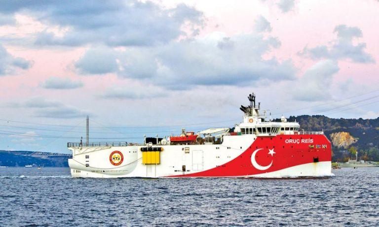 Προκαλεί ο τουρκικός τύπος για το Ορούτς Ρέις : «Δεν μπορούν να μας φυλακίσουν στις θάλασσες μας»   to10.gr