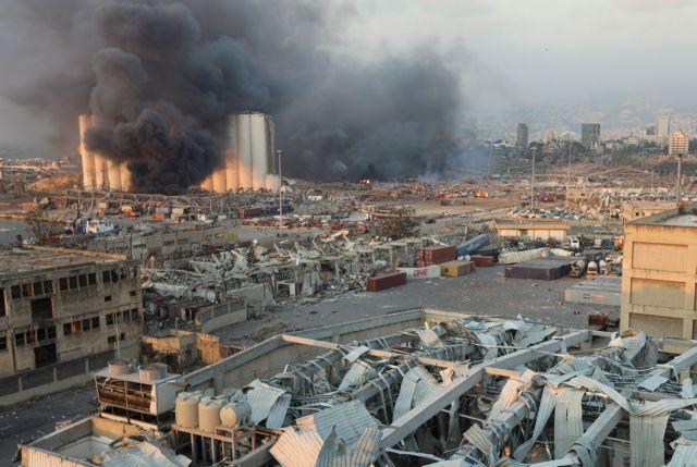 Πρόεδρος Ελληνικής Κοινότητας Βηρυτού : Έχει καταστραφεί όλη η πόλη | to10.gr