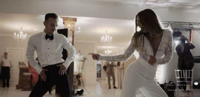 Νύφη και γαμπρός ξεσαλώνουν όσο δεν φαντάζεστε! (video) | to10.gr