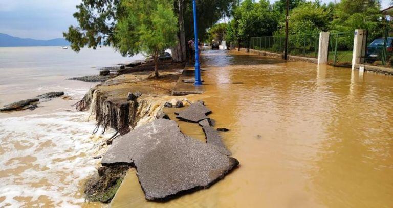Καταστροφές στην Εύβοια: Πάνω από 3.000 σπίτια έχουν πλημμυρίσει μετά την θεομηνία | to10.gr