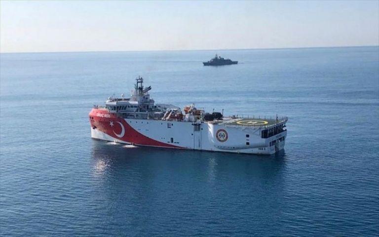Διορία μιας εβδομάδας στην Τουρκία για να αποσύρει το Oruc Reis | to10.gr