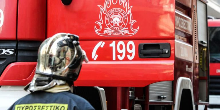 Κρήτη : Μεγάλη πυρκαγιά στο χωριό Δεμάτι στο Ηράκλειο | to10.gr