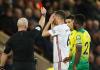 Premier League : Κόκκινη κάρτα στο βήξιμο