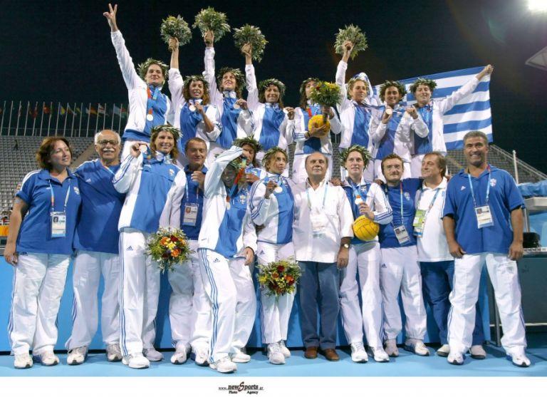 Διαθεσόπουλος : «Στο πάνθεον του ελληνικού αθλητισμού» | to10.gr
