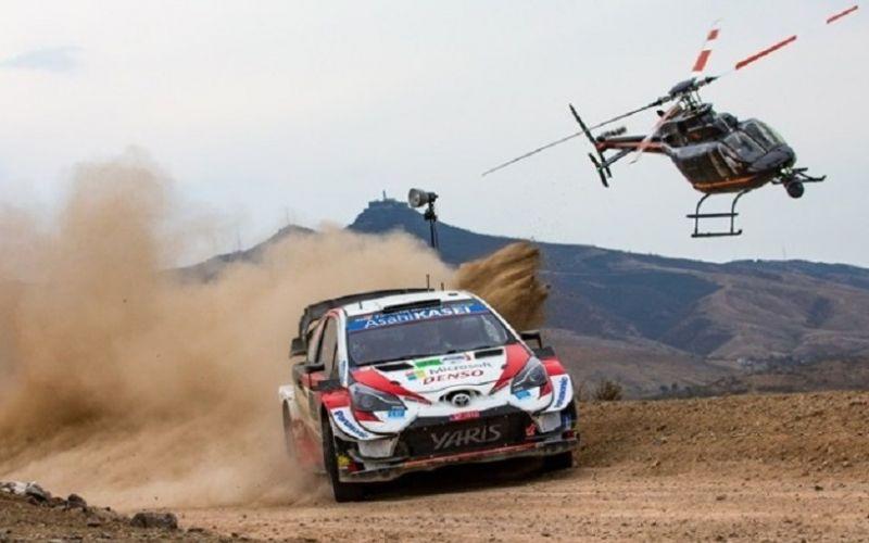 Το Ράλι Βελγίου στο φετινό καλαντάρι του WRC
