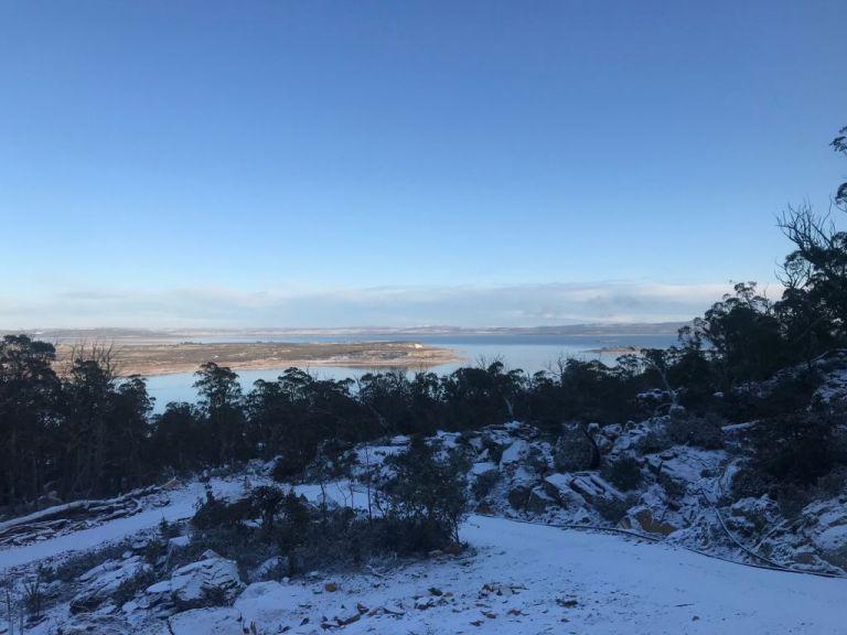 Ο καιρός τρελάθηκε : Χιόνισε στην Τασμανία | to10.gr