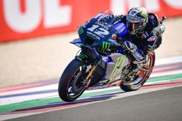 Moto GP : Πρώτος ο Βινιάλες στο FP2 της Αραγονίας (pic) | to10.gr