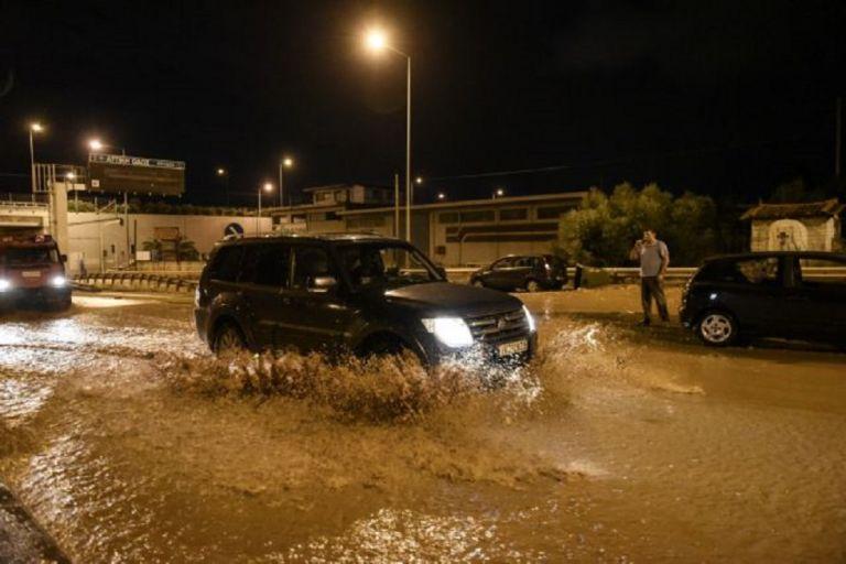 Κακοκαιρία «Ιανός» : Συναγερμός για πλημμύρες – Ποιες περιοχές βρίσκονται στο μάτι του κυκλώνα | to10.gr