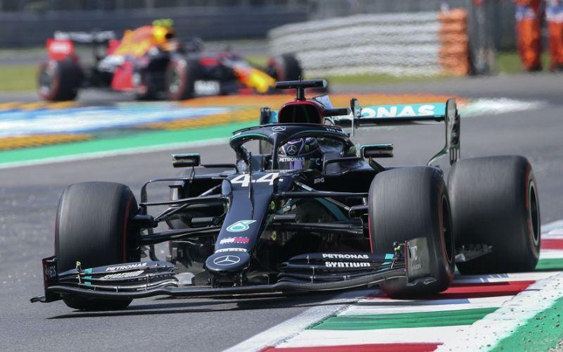 Formula 1 : Πρώτος ο Χάμιλτον, 1-2 της Mercedes στη Μόντσα (pic)