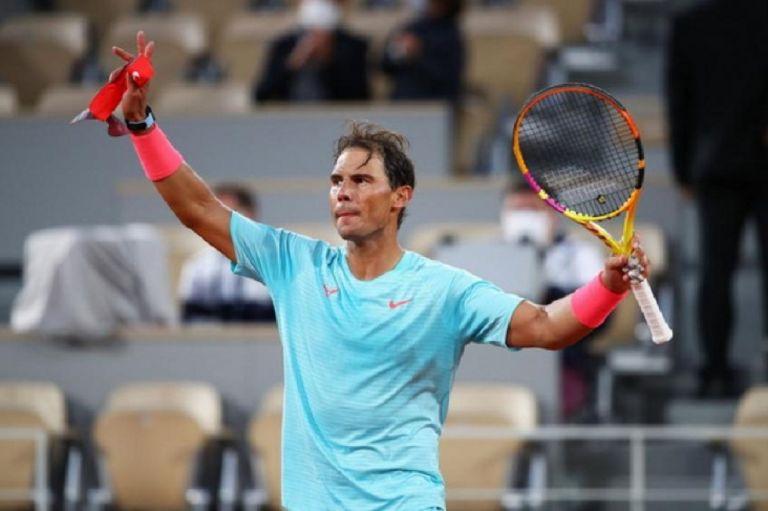 Roland Garros : Εύκολη νίκη για Ναδάλ | to10.gr