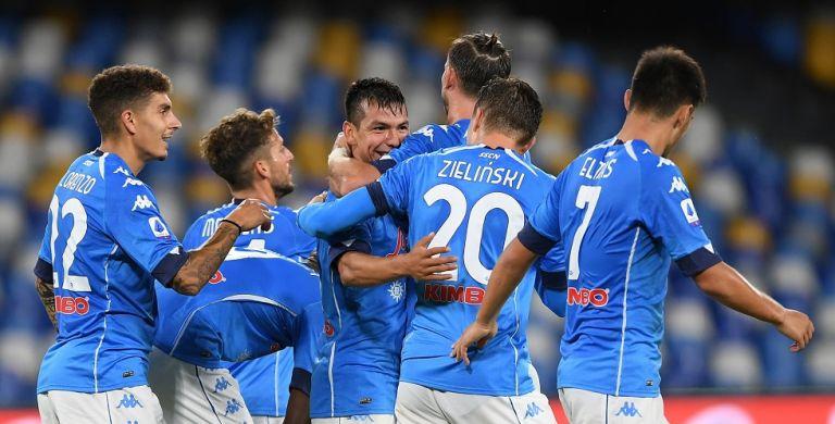 Serie A : Σάρωσε η Νάπολι, εύκολη νίκη η Μίλαν   to10.gr