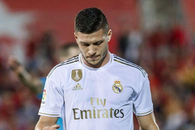 Άιντραχτ : Εξετάζει την επιστροφή του Γιόβιτς ως δανεικό από την Ρεάλ Μαδρίτης | to10.gr