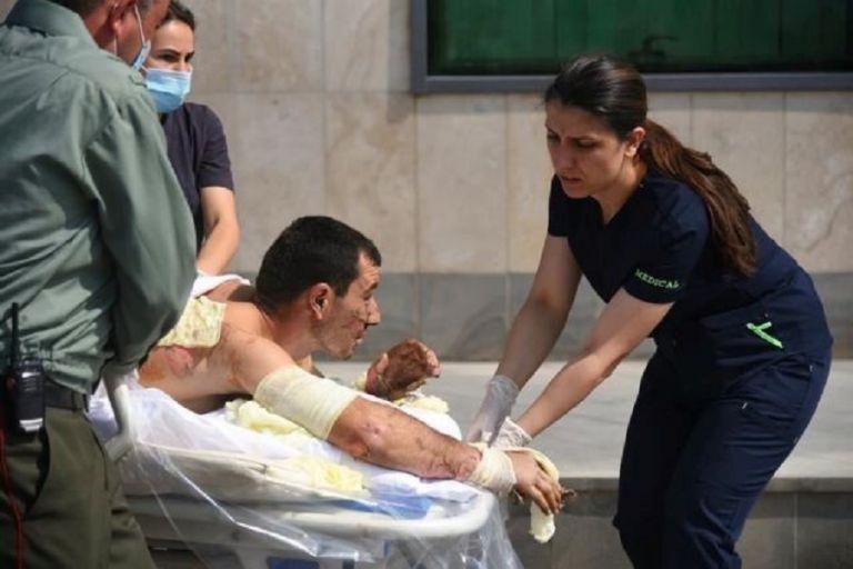Ναγκόρνο – Καραμπάχ : Συνεχίζονται οι συγκρούσεις – Τουλάχιστον 39 νεκροί | to10.gr