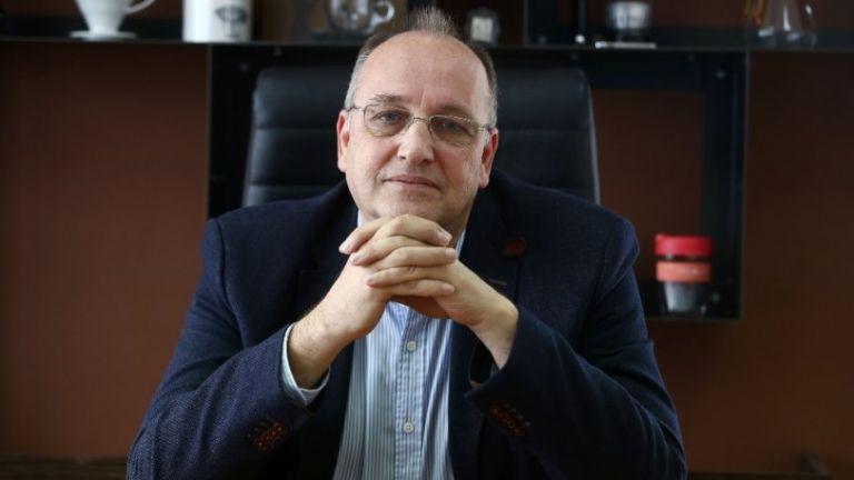 Επισημοποίησε την υποψηφιότητά του για την ΕΟΚ ο Λιόλιος | to10.gr