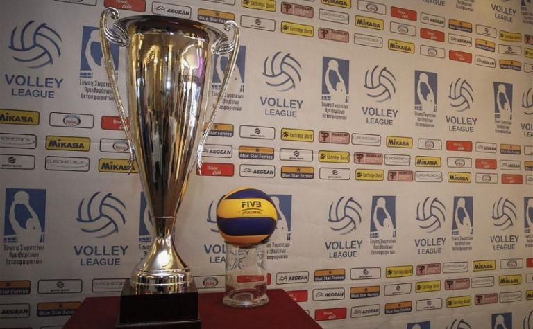Volley League : Πρώτο σερβίς στις 17 Οκτωβρίου | to10.gr