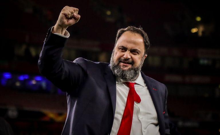 Μαρινάκης : «Συνεχίζουμε δυνατά, συγχαρητήρια για το 30ό πρωτάθλημα» (Pic)   to10.gr