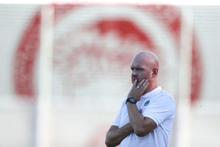 Μπεργκ : «Σε ανώτερο επίπεδο ο Ολυμπιακός, είναι καλύτερη ομάδα» | to10.gr