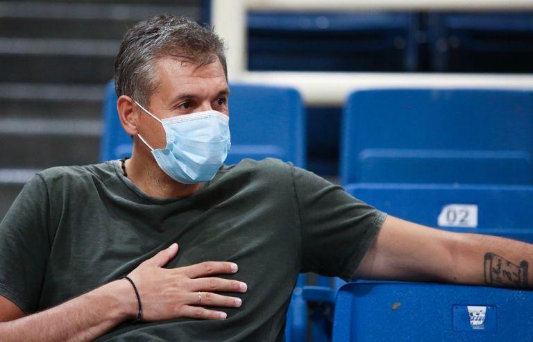 Διαμαντίδης : «Ευχή όλων να γυρίσει ο κόσμος στα γήπεδα»   to10.gr