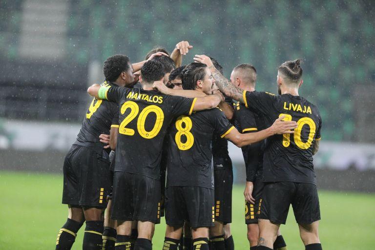 ΑΕΚ : Η ευκαιρία για επιστροφή στο top-50 της βαθμολογίας της UEFA | to10.gr