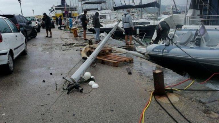 Ιανός : Εικόνες καταστροφής σε Ιθάκη, Ζάκυνθο, Κεφαλλονιά και Λευκάδα – Πού θα χτυπήσει τις επόμενες ώρες (pics, vids) | to10.gr