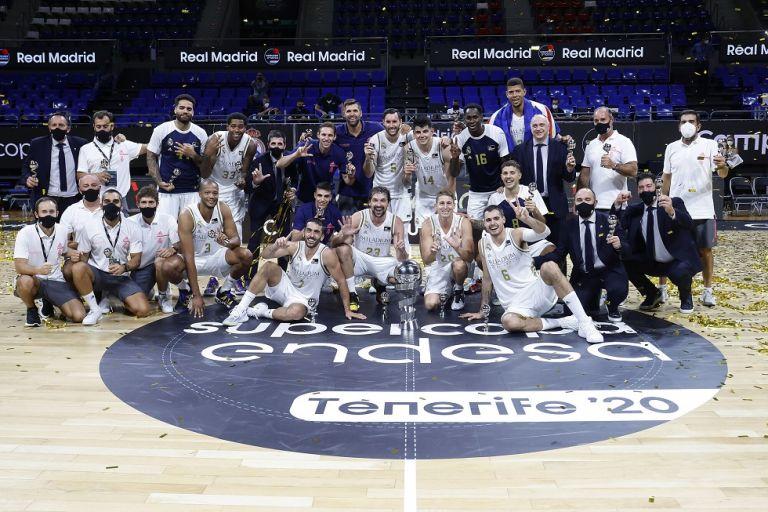 Η στιγμή που η Ρεάλ σηκώνει την κούπα και ο MVP Καμπάτσο (vids) | to10.gr